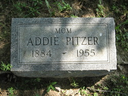 Addie Mae <i>Taylor</i> Pitzer