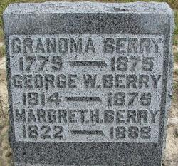 Margret H Berry