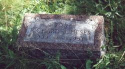 Richard Arlen Dick Heser