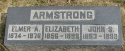 Elmer A Armstrong