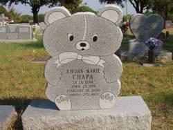 Jordan Marie La La Bear Chapa