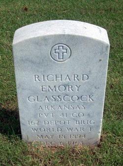 Richard Emory Glasscock