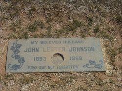John Lester Johnson