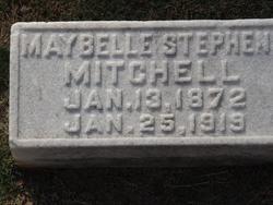 Mary Isabel Maybelle <i>Stephens</i> Mitchell