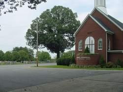 Crowell Memorial U.M.C. Cemetery