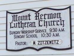 Mount Hermon Lutheran Cemetery