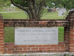 Community Memorial Cemetery