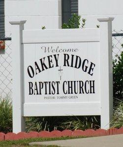 Oakey Ridge Baptist Church