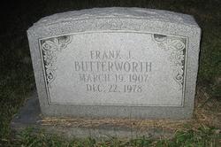 Franklin James Butterworth