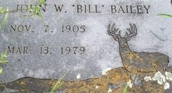 John W. Bill Bailey