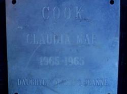 Claudia Mae Cook