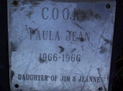 Paula Jean Cook