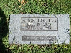 Alice <i>Brundage</i> Collins