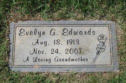 Evelyn <i>Garrett</i> Edwards
