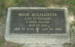 Hugh William McCallister