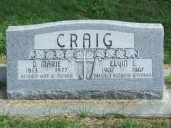 Delia Marie <i>Porter</i> Craig