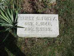 Henry Calvin H. C. Foltz