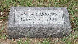 Anna Barrows