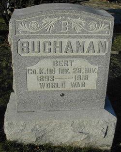 Albert Bert Buchanan