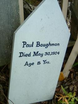 Paul Baughman
