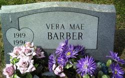 Vera Mae Barber