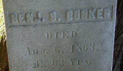 Benjamin S. Bunker