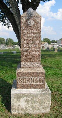 William Schumard Bonham