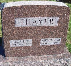 Arthur M Thayer