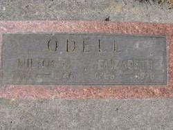 Mary Elizabeth Minnie <i>McCoy</i> Odell