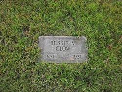 Bessie M Clow