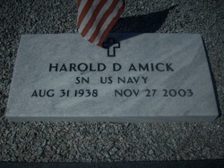 Harold David Harry Amick, Jr