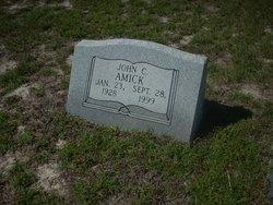 John C Amick