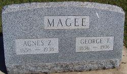 Agnes Zerilda <i>Blanchard</i> Magee