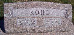 V. Genevieve <i>Thayer</i> Kohl