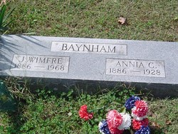 J. Wimfre Baynham