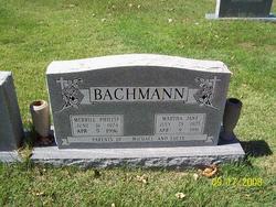 Merrill Phillip Bachmann