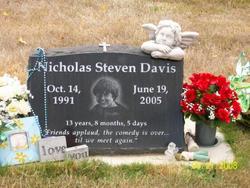 Nicholas Steven Nick Davis