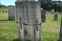 Elizabeth <i>Hurlburt</i> Gilbert