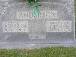 Monroe James Anderson