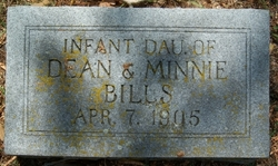 Infant Bills