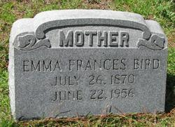 Emma Frances <i>Henington</i> Bird