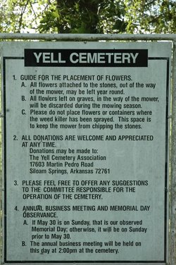 Yell Cemetery
