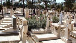 Christian Armenian Burastan Cemetery