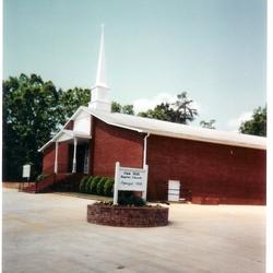 Oak Hill Baptist Church (SBC) Cemetery
