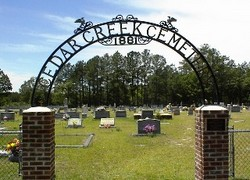 Cedar Creek Baptist Church Cemetery