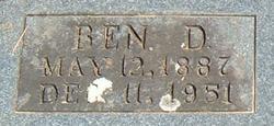 Ben D. Bowen