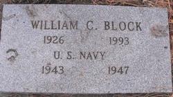 William C. Block, Sr