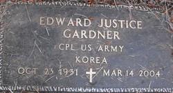 Edward Justice Gardner