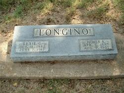 Lexington G Lexie <i>Harmon</i> Longino