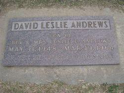 David Leslie Andrews
